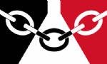 Black Country Large County Flag - 3' x 2'.